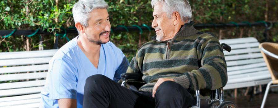 A importância do Cuidador de Deficientes